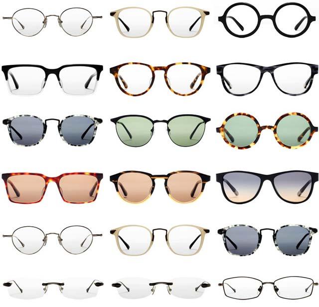 matsuda designer eyeglass frames